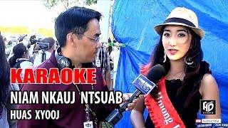Hmong Song 2017 - Niam Nkauj Ntsuab Karaoke - Huas Xyooj [เพลงม้งใหม่ 2017]