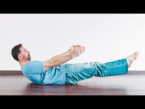 Hollow Body Hold Progression - Gymnastic Style Core Stability Exercise
