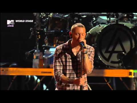 Linkin Park  Somewhere I Belong MTV World Stage HD Monterrey 2012