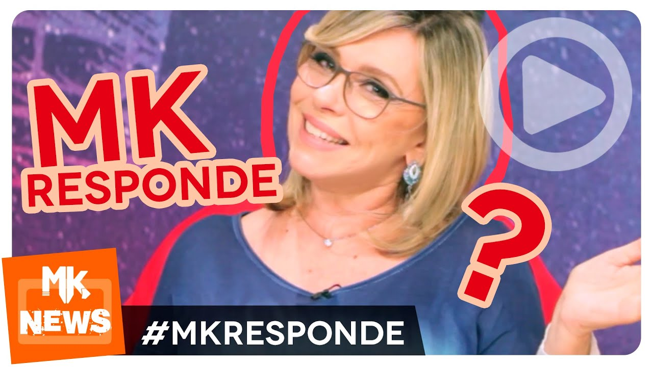 NADA DE AO VIVO! - VLOG 05 - MK RESPONDE - Marina de Oliveira