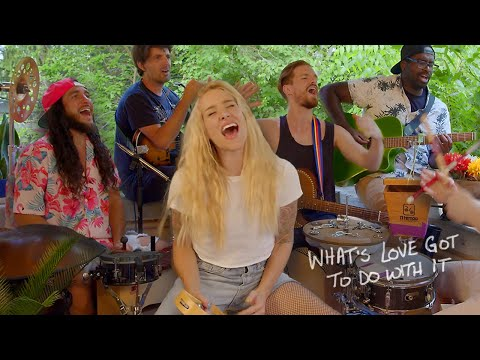 What's Love Got To Do With It - Walk Off The Earth (Tina Turner Cover)