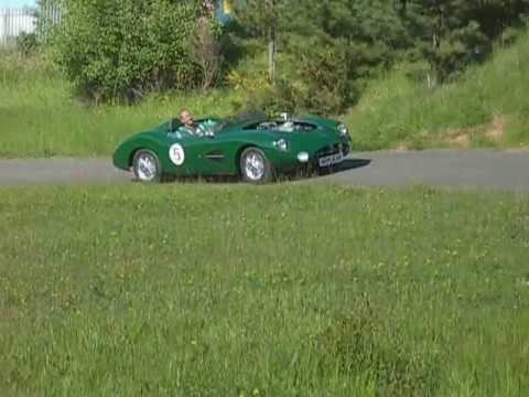 ASTON MARTIN DBR1 INSPIRED KIT CAR By Stuart Mills