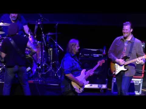 Walter Trout Live@Doornroosje Nijmegen The Netherlands 26-04-2017