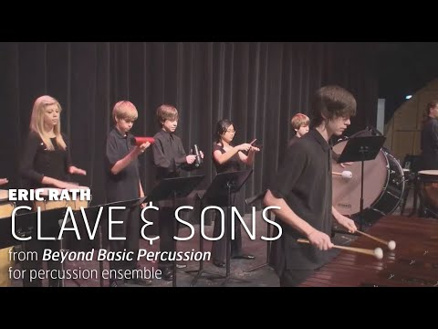 """Clave & Sons - from """"Beyond Basic Percussion"""""""