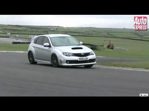 Subaru Impreza STI Cosworth CS400 review - Auto Express Performance ...