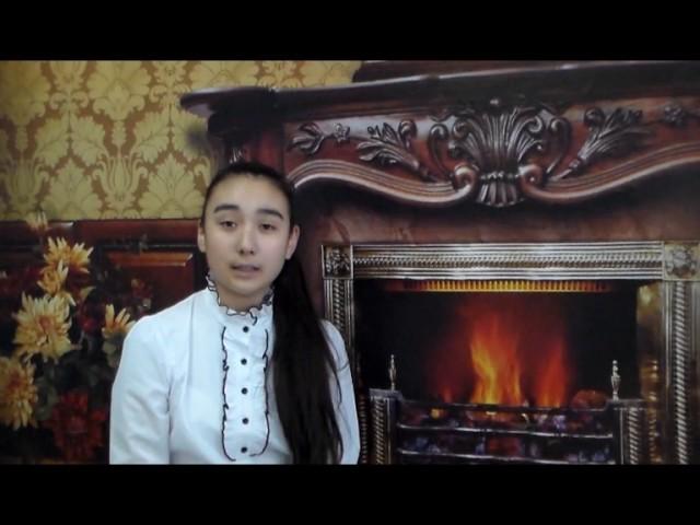 Изображение предпросмотра прочтения – ИринаИ читает произведение «Ворона и Лисица» И.А.Крылова