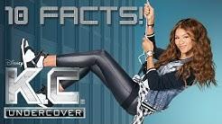10 FACTS über ZENDAYA! | K.C. Undercover im Disney Channel