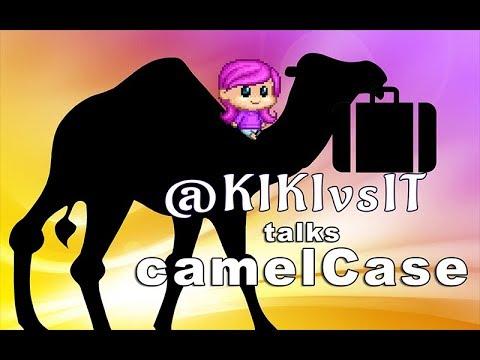 Friday Fun Facts - camelCase