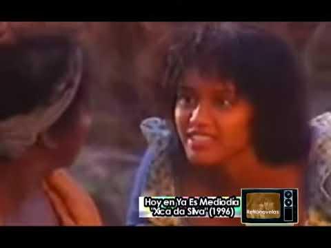 Retronovelas equot;Xica da Silvaequot;-Rede Manchete 1996
