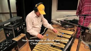 """""""Héros"""", Eddy Mitchell en studio"""