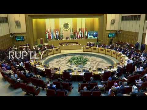 Egypt: Arab League urges Palestine recognition in wake of Jerusalem move