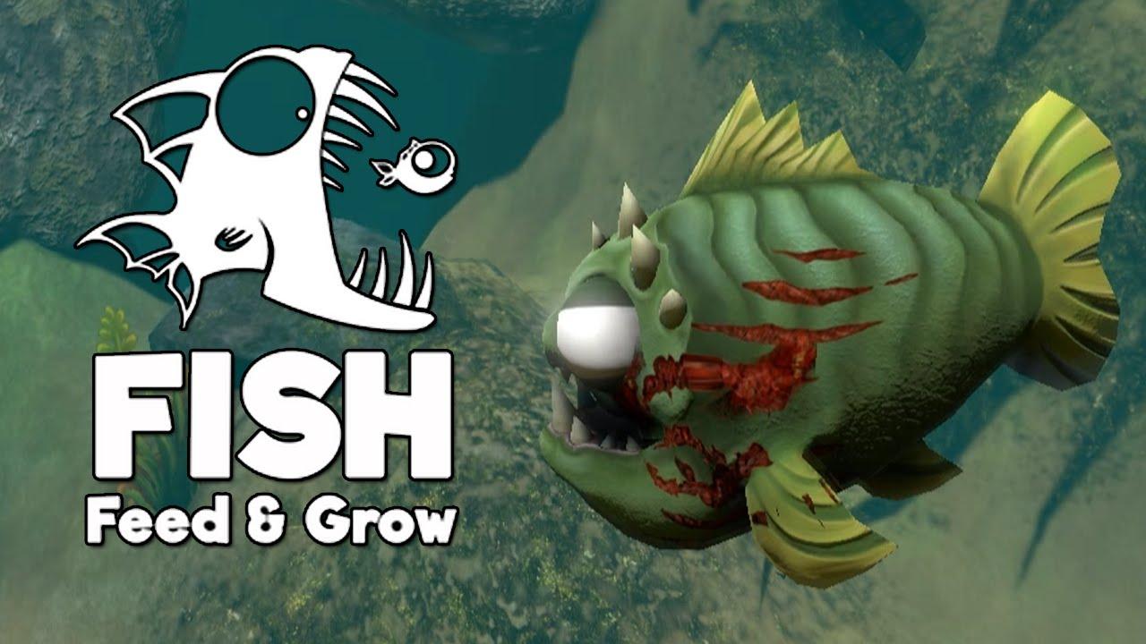 Скачать игру симулятор рыбы