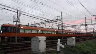 近鉄特急12200系NS37 定期検査出場回送