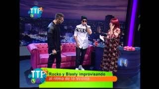 Te Tomaste La Playa - Rocko & Blasty improvisando
