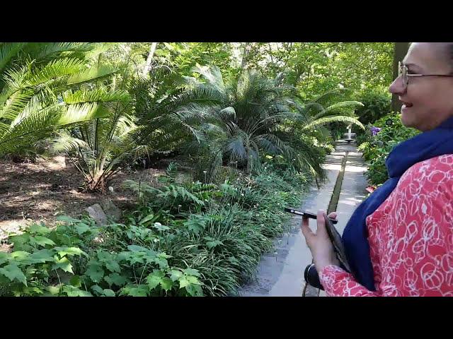Giardino botanico La Mortella a Ischia #luxuryischia #tbnet