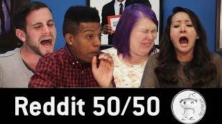 Her Vagina Ate Him! It's Reddit 50/50!
