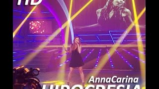 Anna Carina - Hipocresía & Kalimba ( ATV - Combate HD)