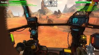 Highlight: Vox Machinae VR | !NEW! My FIRST day | Good Times in VR - Ep1