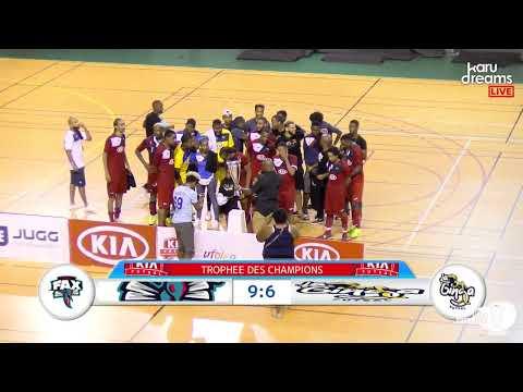 Trophée des Champions Kia Futsal : FAX vs LA GINGA . Live by Karudreams