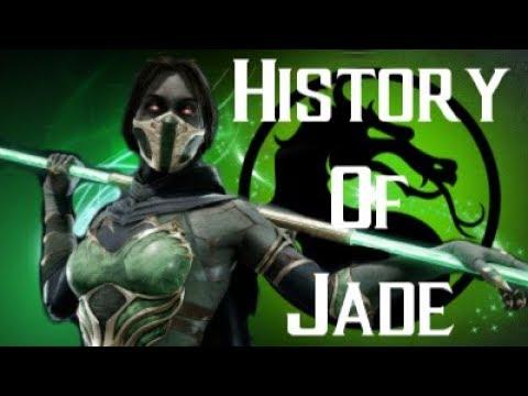 History Of Jade Mortal Kombat 11 (REMASTERED) thumbnail