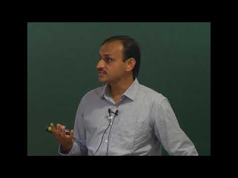 Prof  Chetan S  Solanki's Open Lecture  'I have a Doubt on Solar'