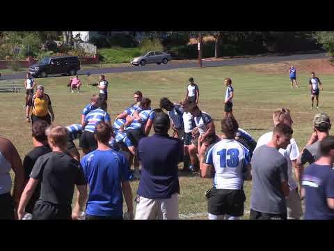 Longwood Mens Rugby vs CNU 9 - 30 - 17
