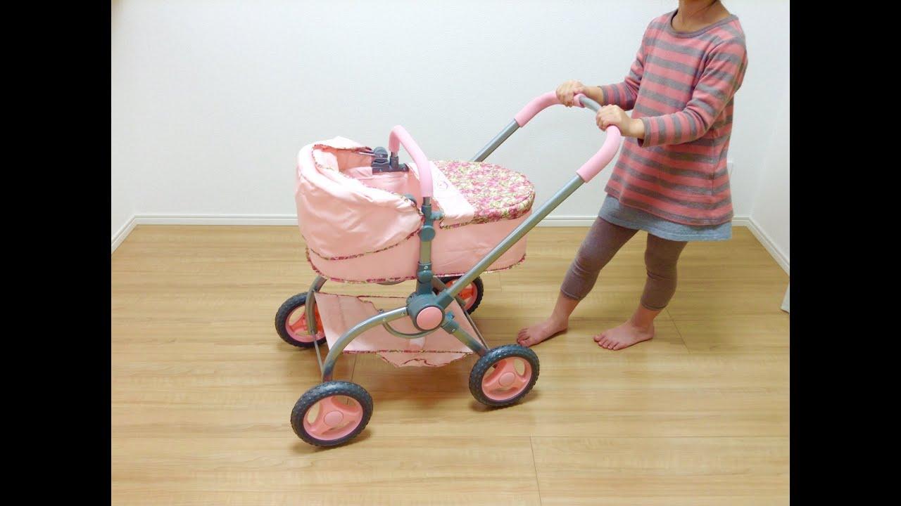 Baby Annabell 2-in-1 Pram / Baby Doll stroller / ベビー アナベル ...
