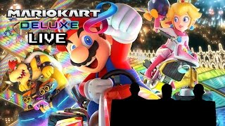 Mario Kart 8 Deluxe - Theater 8 Live Stream
