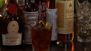Vieux Carre Cocktail - The Cocktail Spirit With Robert Hess - Small Screen