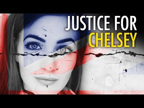 """Join Tommy Robinson at """"Justice for Chelsey"""" March: May 13, Sunderland"""