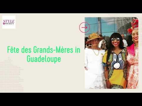 Fête des Grands-Mères in Guadeloupe