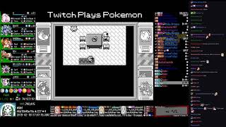 Twitch Plays Pokémon Anniversary Burning Red - Hour 160 to 161