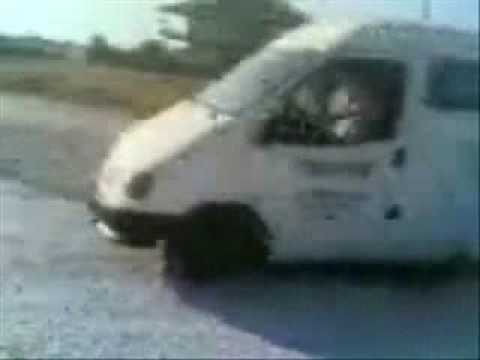 ford transit rally and drift
