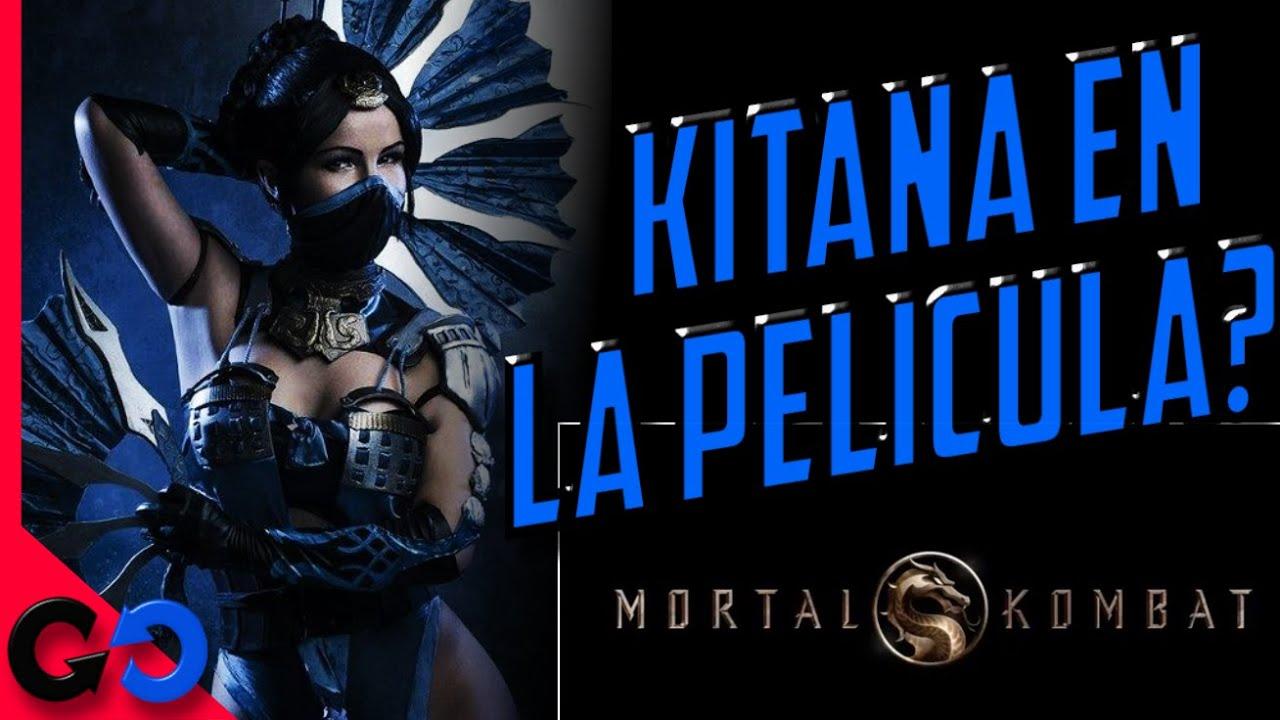 Mortal Kombat 2021 KITANA EN LA PELICULA?  // Nuevos DETALLES Revelados!!