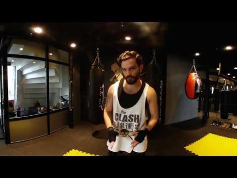 Şampiyon Boksörden 360° Boks Dersi