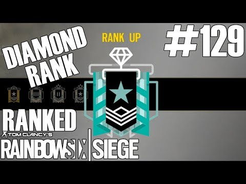 Rainbow Six Siege: Ranked - Diamond Charm Achieved