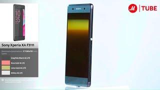 видео о смартфоне Sony Xperia XA F3111 Graphite Black 4G/LTE