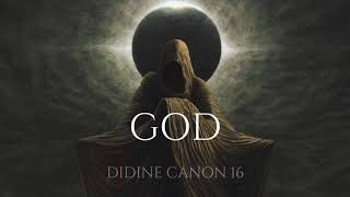 Didine Canon 16 - GOD [OFFICIEL AUDIO MUSIC]  Beat by 90`s beats