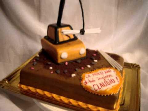 Crane Cake Youtube