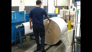 V-17 Smc Ez-roll Conveying System