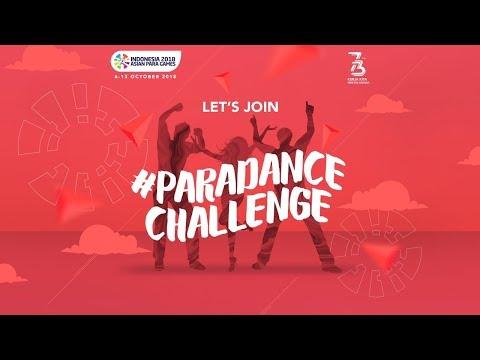 Para Dance Challenge - Song of Victory (Asian Para Games 2018)