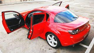 El Coche de mis Sueños + El Motor de mis Pesadillas   Mazda RX8