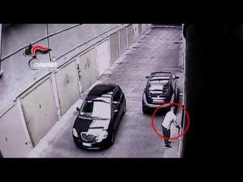 Narcos torinesi: arrestati in diretta dai Carabinieri