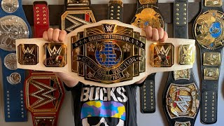 iNTERCONTINENTAL CHAMPIONSHIP REPLICA REVIEW!!!