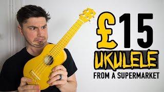 £15 Ukulele from a supermarket - Should you buy a cheap uke?