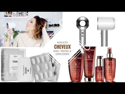 Nouveauté Cheveux l Soins - Matériel & Compléments Capillaires