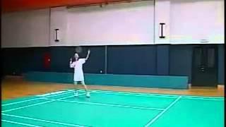 李玲蔚羽毛球2快速提高 3高殺吊球練習