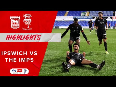 Ipswich Lincoln Goals And Highlights
