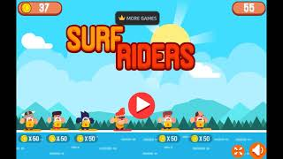 SURF RIDERS - Game preview