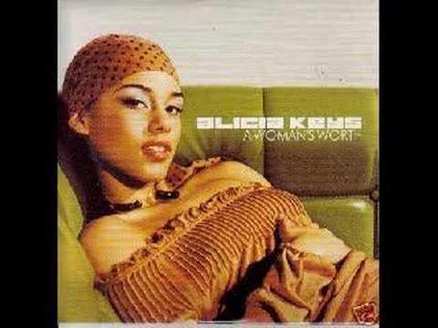A woman's worth - Alicia Keys (Instrumental)